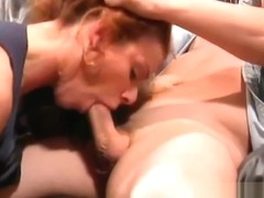 Fabulous porn clip Red Head watch just for you