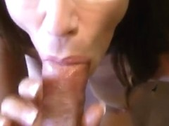 Amazing homemade Swallow, Big Natural Tits adult clip