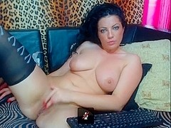 One More Romanian gypsy on livecam