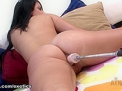 Zoey Cortes - Sex Machine Movie