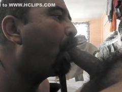 Slut Cleaning A Nice Cock