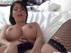 TiffanyPreston: Tiffany make her self cum
