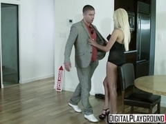 Breanne Benson Mick Blue - Asking Price Scene 3 - Digital Playground