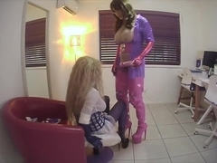 Crazy adult clip transsexual Trans With Girl crazy will enslaves your mind