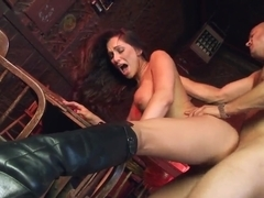 Danny Mountain and Destiny Dixon fucking hard.