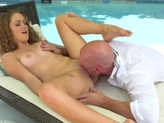 Kimber Day  & Johnny Sins in I Have a Wife