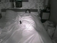 Laptop Webcam - Daybed Time