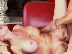Amazing pornstar Angela Attison in Incredible Facial, MILF adult video