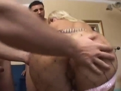 Georgia peach aime le hard