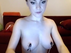 Fresh Boobs With Erect Nipples
