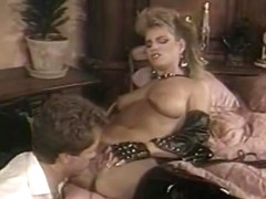 Exotic anal vintage clip with Chuck Martin and Nancy Hoffman