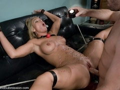 James Deen & Mellanie Monroe in MILF Submission: episode 1 - SexAndSubmission