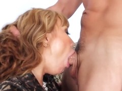 Insatiable Ava Devine will never get enough of that big cock!