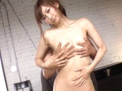 Exquisite asian schlong riding