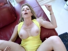 Cory Chase Lunch Quickie With Stepmom