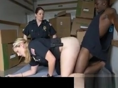 Blonde Cop Bent Over And Doggystyled By Big Dank Dink