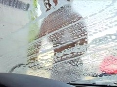 Incredibly Hot Car Wash Girl Satisfies Customer S Cock
