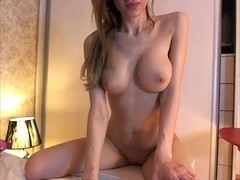 Nasty orgasmic girl squirt