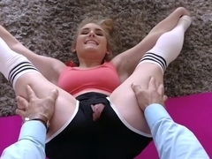 Stepdaughter deepthroat blowjob her stepdad Marcus