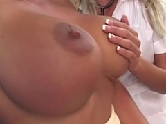 Fabulous pornstar Holly Halston in amazing big tits, mature porn clip