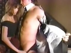 Bust a huge nut on wife ass