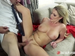Danny D & Georgie Lyall in The Perfect Fit - DigitalPlayground