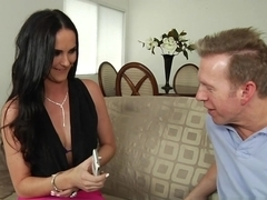 Incredible pornstars Bianca Breeze, Mark Wood in Amazing Anal, Gaping adult clip