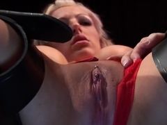 Hottest pornstars Alicia Rhodes and Charlee Chase in fabulous european, masturbation adult scene