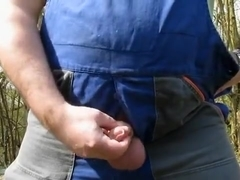Best Homemade Gay video with  Outdoor,  Masturbation scenes