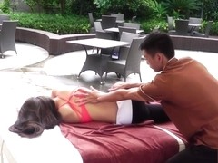TOTAL BODY STRETCH - Traditional Massage Beautyful Girl
