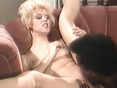 Mature Blonde Makes A Bbc Disappear In Her Pussy