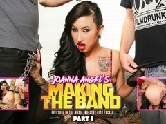 Tommy Pistol & Lily Lane in Making The Band XXX - Part 1 Scene