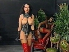 Lady Femdom-Goddess #1, 1987 Teresa Orlowski,Jeannie Pepper Part 1