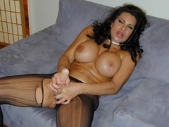 Teri Weigel Wants Your Dick Deep Down her Throat