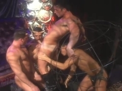 Heaven to Hell - Hot muscle fucking