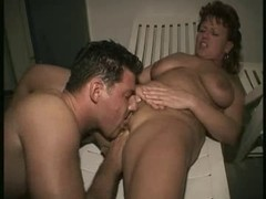 German older plays with hubby