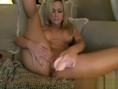Hot Carmen Croft Solo Masturbation