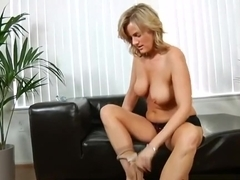 Sweaty Step Mom Becca Blossoms Gives Blowjob Sweet Teen Friend