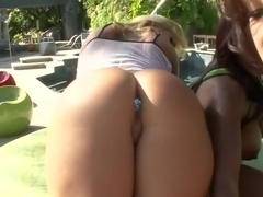 Amazing pornstars Jada Fire, Flower Tucci and Chelsie Rae in crazy facial, dp porn video