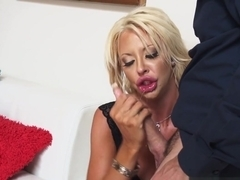 Exotic pornstars Tommy Pistol, Courtney Taylor in Incredible Big Ass, Blonde xxx video