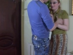 PantyhoseTales Clip: Rita and Rolf
