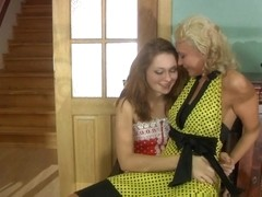 LadiesKissLadies Clip: Amelia A and Stephanie A