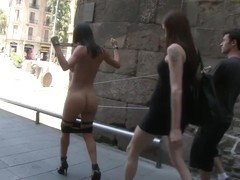 Franceska gets disgraced in public