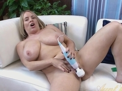 Horny pornstar Maggie Green in Best Big Ass, Blonde sex video
