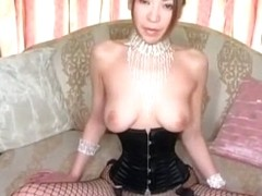 Incredible Japanese whore Jun Kusanagi in Best High Heels, Fishnet JAV clip