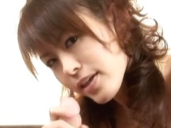 Exotic Japanese chick Ai Himeno in Amazing Solo Female, Toys JAV clip