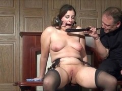 milf gets orgasms by torture 2 of 2