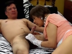 Hottest Homemade Shemale clip with Mature, Brunette scenes