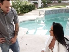Raven Bay & Kurt Lockwood in My Dad Shot Girlfriend