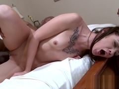 Mofos - Milfs Like It Black - Coco Velvet - Pussy Problems